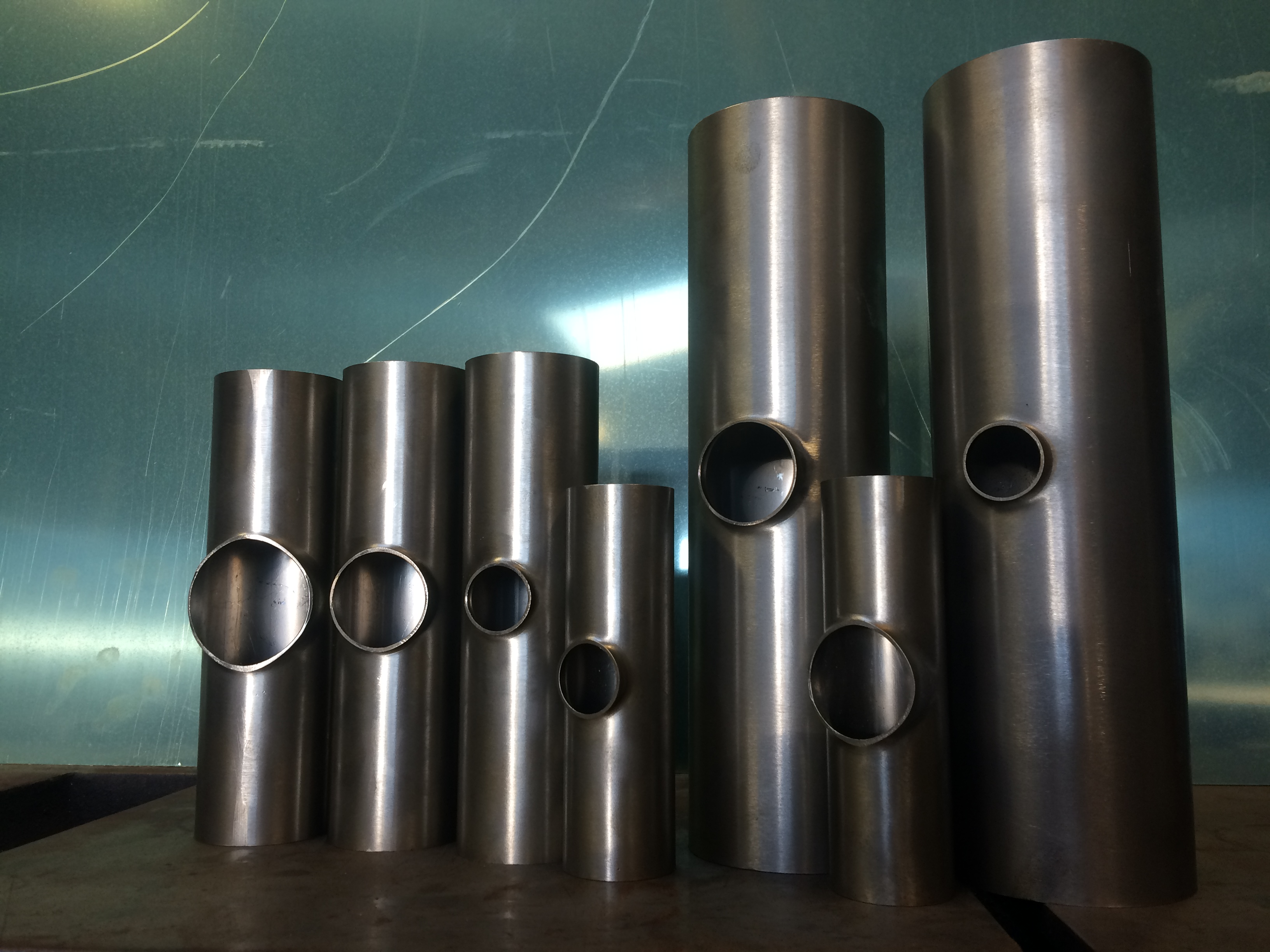 Rudd Fabrication Services Supply Extruded Manifolds And